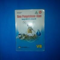Buku Ilmu Pengetahuan Alam Untuk SMP Kelas 1 BSE