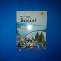 Buku Pengetahuan Sosial Untuk SMP Kelas 1 BSE