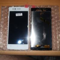 LCD 1SET OPPO NEO 5 OPPO 1201 ORIGINAL WHITE PUTIH