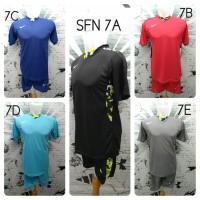 Baju Celana Kaos Olahraga Jersey Bola Setelan Futsal Adidas Murah