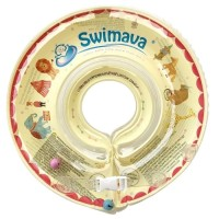 Limited Swimava Neck Ring Starter Pack Circus Carnival Yellow Circus