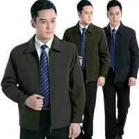 Jaket formal atau semi jas untuk kantoran || jasket pria