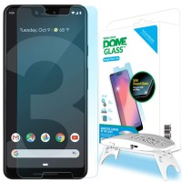 Whitestone Dome Full Adhesive Tempered Glass For Google Pixel 3 XL