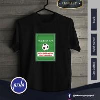 T-Shirt Kaos Premium Distro PSSI Bisa Apa (Saya Melawan Mafia Bola) 2