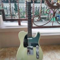 Gitar elektrik fender telecaster custom USA