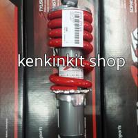 SHOCKBREAKER HONDA SONIC 150 / GTR 150 / KYB ZETO /SPRING ADJUSTER
