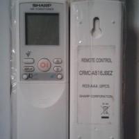 REMOTE REMOT AC SHARP CRMC-A816JBEZ ORIGINAL ASLI
