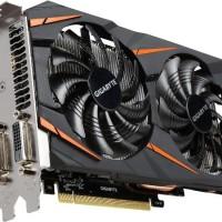 Promo Gigabyte Geforce GTX 1060 6GB DDR5 Windforce GV-N1060WF2OC-6GD