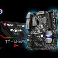 Promo Motherboard MSI Z370 TOMAHAWK LGA 1151