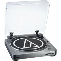 Audio Technica AT-LP60 USB - Fully Automatic Belt-Drive Stereo