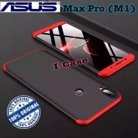 Case 360 asuz zenfone max pro m1 merah