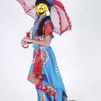 Baju Fashion Show Casual Batik