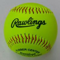 Bola Baseball Rawlings Hijau Base Ball Besball Besbol RAW LINGS
