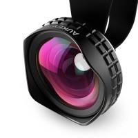 Aukey PL-WD01 Optic Pro Wide Angle Lens - Hitam