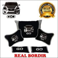 Bantal mobil DATSUN GO Headrest Mobil Kode GOD226