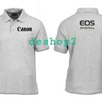 Kaos Kerah - Polo Shirt Canon