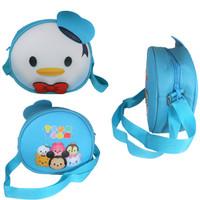 3063 Tas Selempang Kecil / Mini Anak Anak Karakter Tsum Tsum Donald