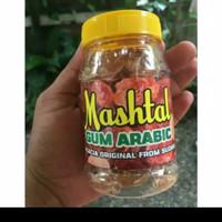 Gum Arabic Kristal Original dari Sudan 200 gr