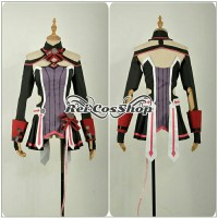 Sword Art Online the Movie: Ordinal Scale Yuna Costume Cosplay Anime