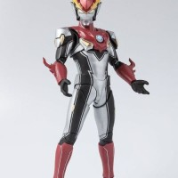 Bandai S.H.Figuarts SHF Ultraman R/B Ultraman Rosso Flame