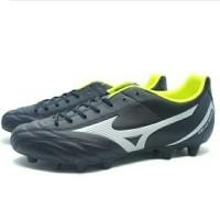 Sepatu Bola Mizuno Monarcida Neo Select FG Black Silver