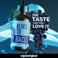 BLUES TO BACCO BACO 3MG - 6MG STRAWTOBACCO not BLEWBACCO SCREWBACCO