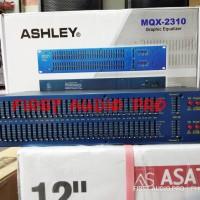 Equalizer Ashley MQX2310 / MQX 2310 2U ORIGINAL