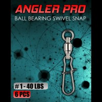 Ball Bearing Swivel Snap Lock No 1 Kili Kili