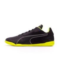 ready Sepatu Futsal Puma 365 CT IN Hitam Hijau Original Asli Murah