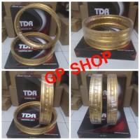 Velg TDR ukuran 215/250 ring 17 1set 2pcs