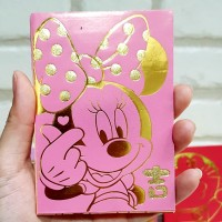 A26 Angpao Disney Imlek Ampao Netral Murah Mickey Doraemon Tahun Baru