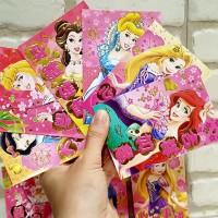 Angpao Imlek Princess Disney Ampao Premium Tahun Baru kado Parcel