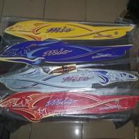 Striping Mio Sporty Jari Jari Kembang 2005 4 Warna