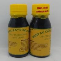 Minyak Kayu Belitung Balitung Obat untuk Menghitamkan Rambut