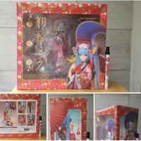 mainan action figure hatsune miku kimono sakura piapro production coor