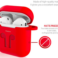 EARPHONE AIRPODS CARRYING CASE ORIGINAL APPLE POUCH PREMIUM AIR PODS