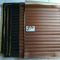 Sarung Jok Motor Japstyle Roti (Kulit Press, Anti Air)