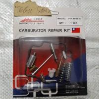 REPAIR KIT / REPAIRKIT KARBURATOR JUPITER MX NEW 2012 ORIGINAL KAWA
