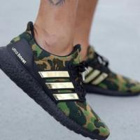 Sepatu Adidas Ultraboost Ultra Boost Bape X Premium Original