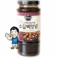 Beksul Korean BBQ Kalbi Sauce Marinade- Saus bumbu BBQ Korea- 290gr