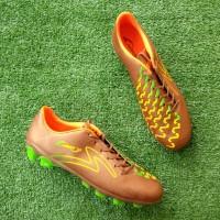 Specs Swervo Rasta (Football) - Bronze/Rainbow
