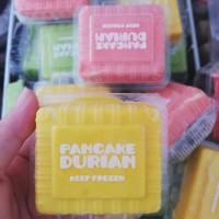 Pancake Durian Jumbo XL / No Cream/ Full Daging Durian