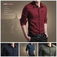 Baju Kemeja Pria Model Terbaru Tahun 2019   Trend Fashion Laki-Laki
