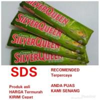 silverqueen green tea 65gr