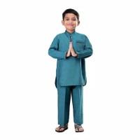 Baju Koko Anak Laki-laki IK 2IRU53 Baju Kurta Koko Anak Soleh Trendy