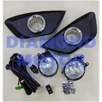 Datsun Go Go+ Lampu Kabut Foglamp Fog Lamp Depan
