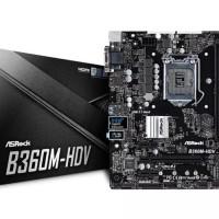 Motherboard Asrock B360M-HDV Berkualitas