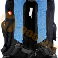 Tas Consina Daypack Red Rock 20 To 40 Liter Raincover Include