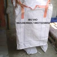 jumbo bag bekas dan inner plastik kapasitas 1 ton