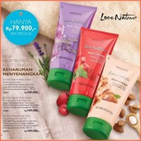 Love Nature Perfumed Body Lotion Mint / Lavender / Almond 200ml